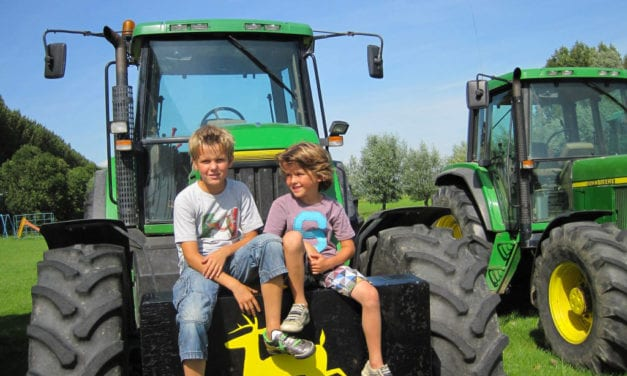 FarmCamps De Kamperhoek 🚜🚜