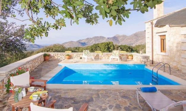 Luxe op het platteland @ Kreta |8 dagen in april voor €485,- p.p.