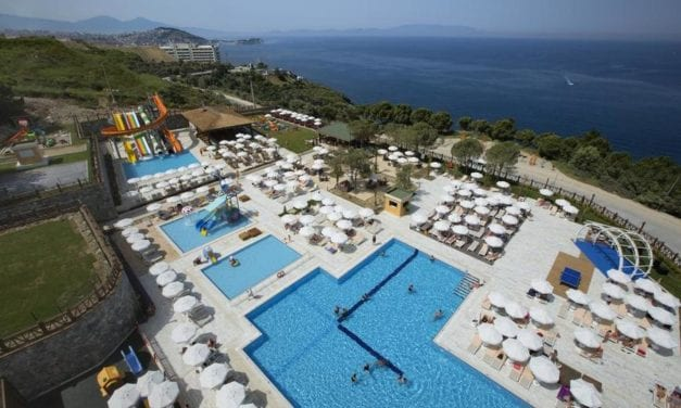 All inclusive splash kids vakantie @ Turkije | 7 dagen in april v.a. 355,- P.P.