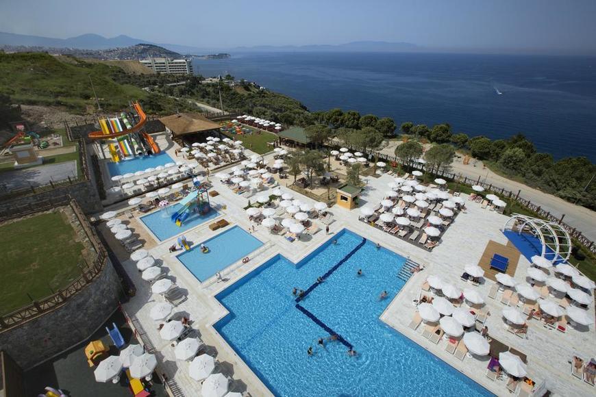 All inclusive splash kids vakantie @ Turkije | 7 dagen in april v.a. 355,- P.P.