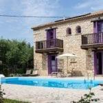 Heerlijke villa op Zakynthos |Fly & drive in april v.a. €505,- p.p.