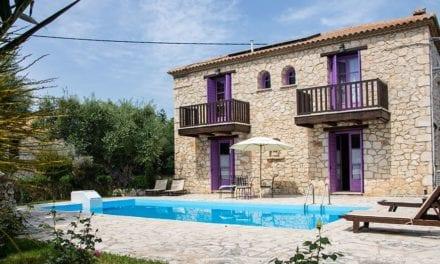 Heerlijke villa op Zakynthos  Fly & drive in april v.a. €505,- p.p.