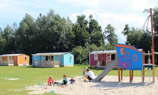Vakantiepark Molecaten Flevostrand