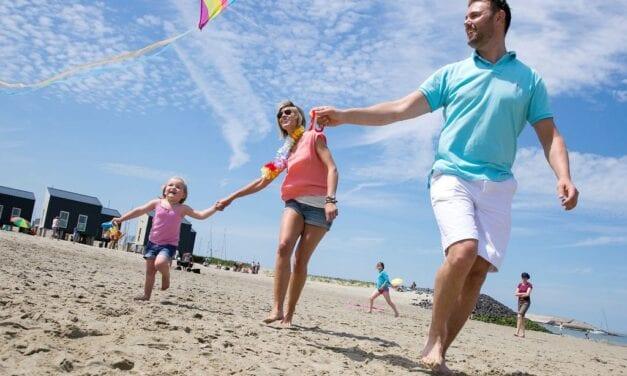 8x Kindvriendelijke vakantieparken in Nederland aan zee
