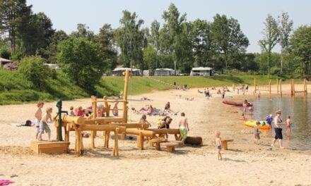 Vakantiepark in Limburg Leukermeer